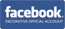 原宿系ファッション通販ショップデコラティブのフェイスブックページ