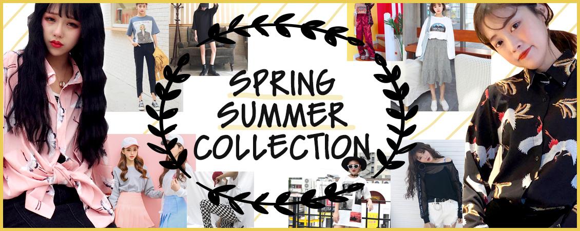 SPRING/SUMMERコレクション