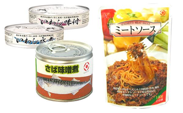 缶詰・レトルト