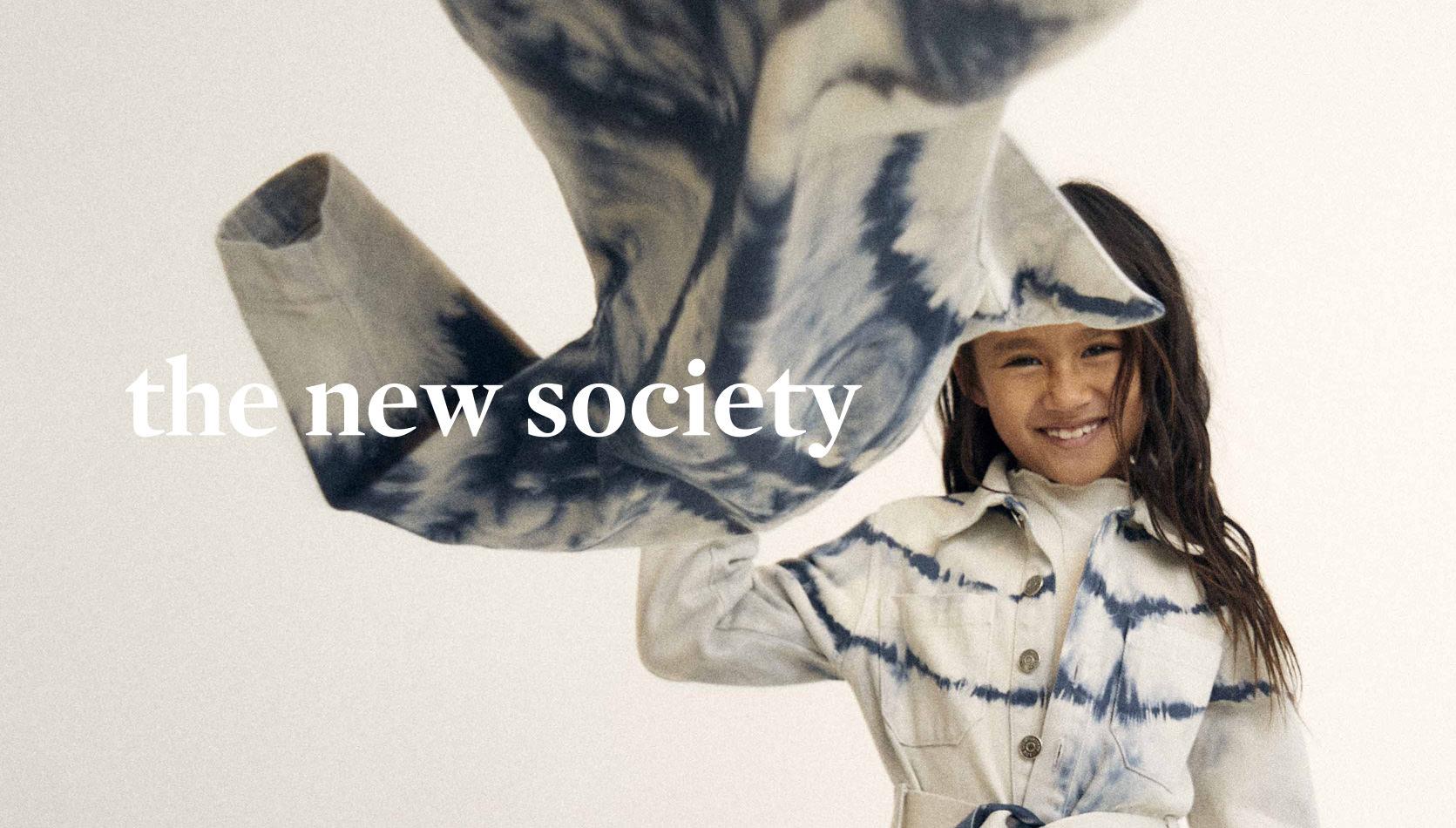 the new society ザ ニュー ソサイエティ