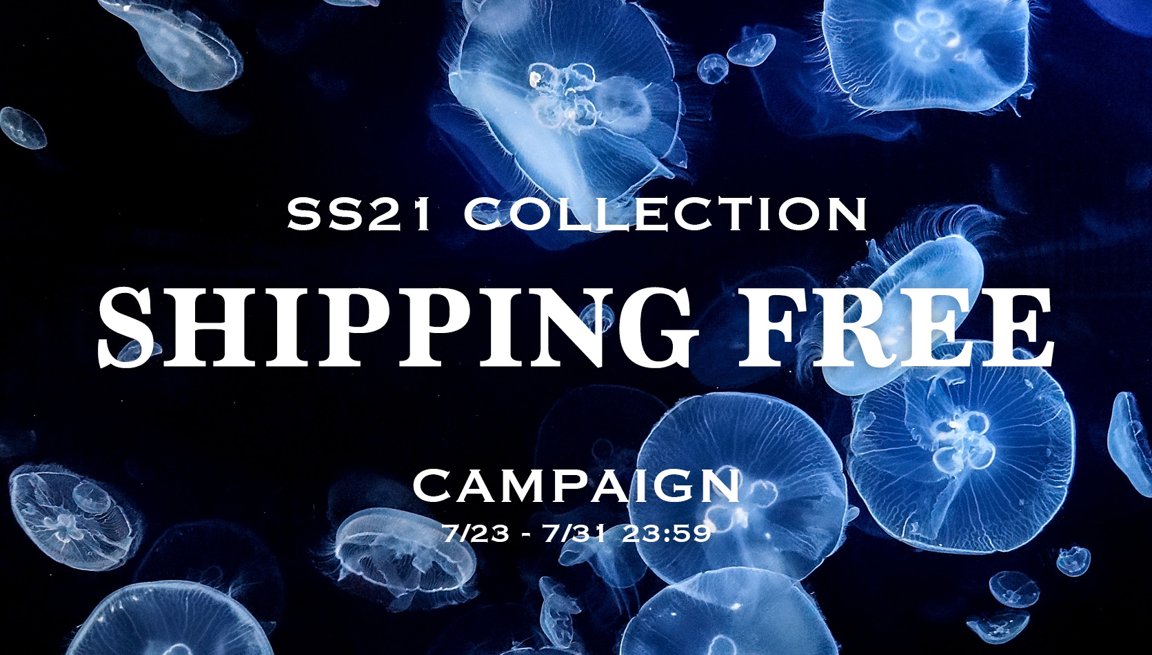 Shipping Free Campaign