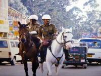 スリランカ警察:癒しの紅茶専門店リーフィー