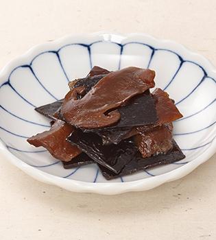 香り高い松茸と昆布「松茸こんぶ」