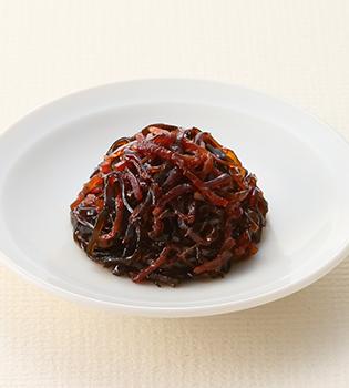 香り豊かな生姜の風味「細切りしょうが昆布」