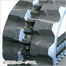 建設機械用ゴムクローラーパターン画像