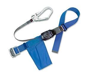 リトラ安全帯TB-RN-590-BL4 カラー青