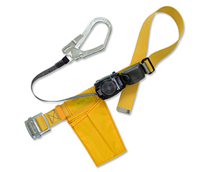 リトラ安全帯TB-RN-590-Y カラー黄色
