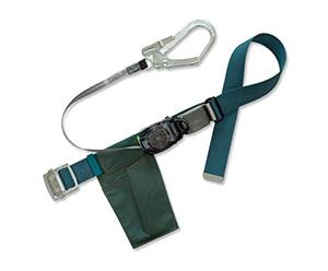 リトラ安全帯TB-RN-590-BG カラー青緑