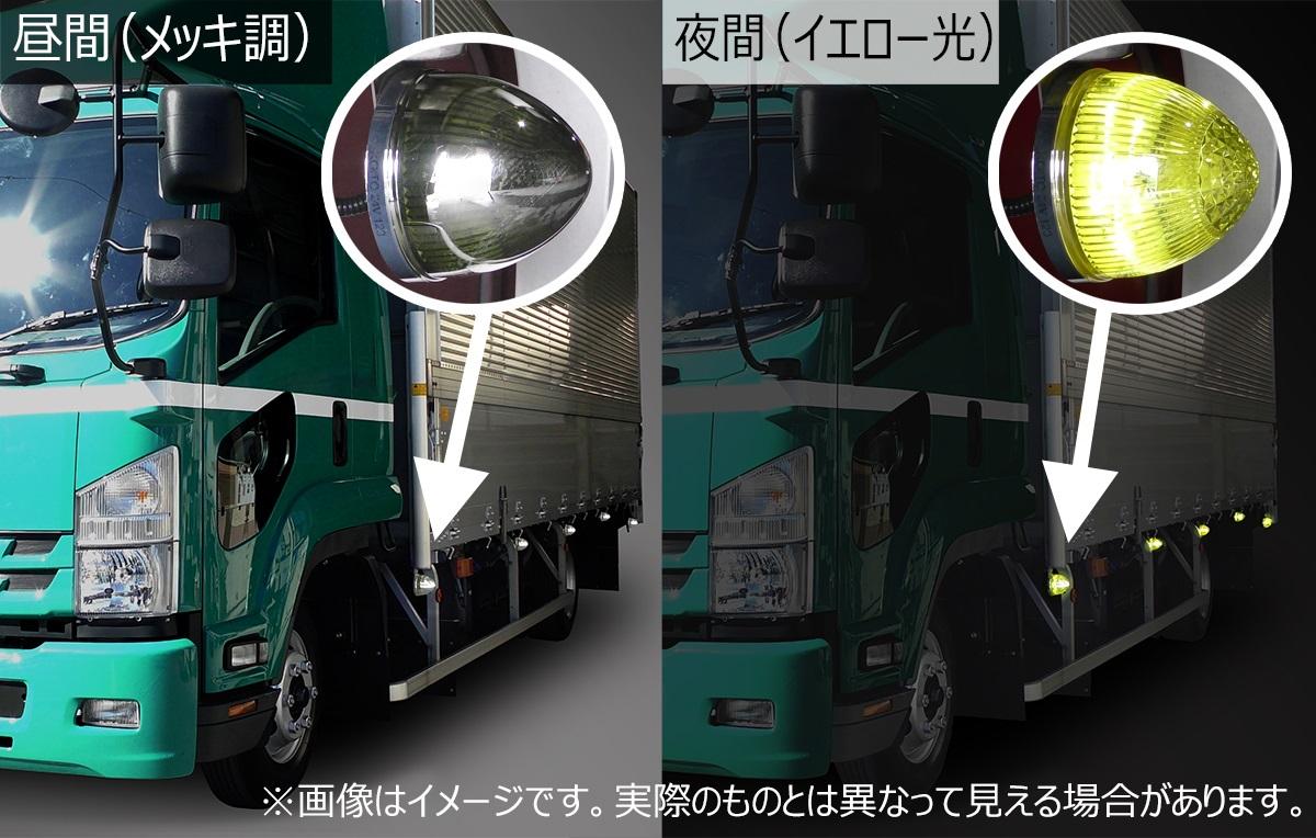LEDマーカーランプ画像