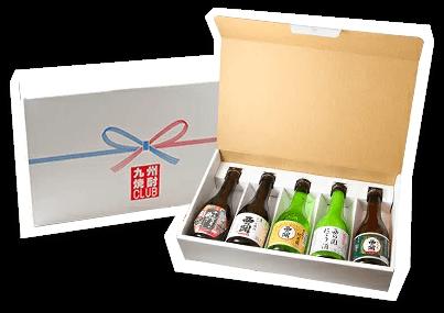 【送料込み】厳選日本酒 300mL×5本セット
