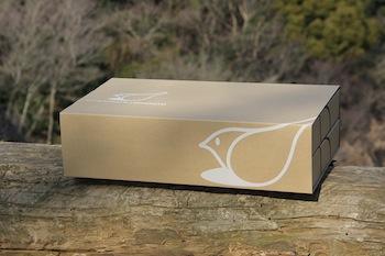 おしゃれなギフトボックス入り無農薬米ギフト「IRODORI GIFT BOX」2合10パック