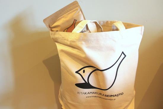 可愛いトートバック付きお米詰め合わせギフト「IRODORI GIFT BAG」(6合×10パック)