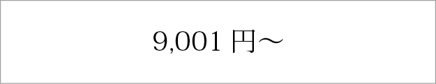 9,001円〜