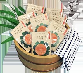 ます寿司入浴剤