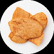 赤鶏さつまササミ手焼き