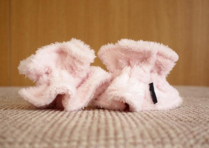 愛犬の耳を彩るイヤーシュシュ フラッフィーシリーズ(ピンク)