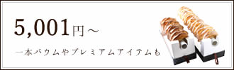 5,001円〜