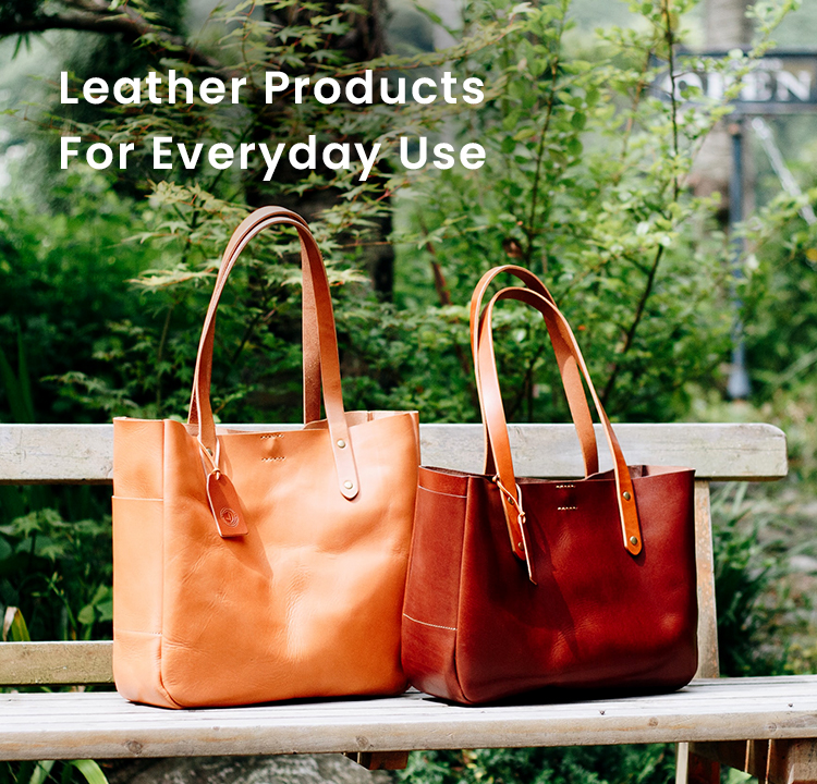 Leather Products For Everyday Use