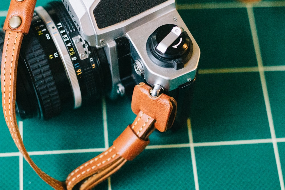 リングでカメラに装着