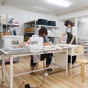 女性の働く場