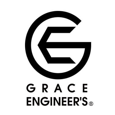 「grace engineers ロゴ」の画像検索結果