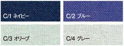 【DAIRIKI】MAX700(07003)「半袖シャツ」のカラー