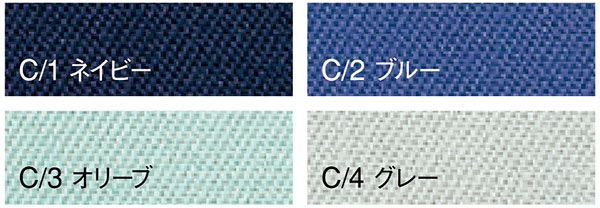 【DAIRIKI】V-MAX16002「レディーススモック」のカラー