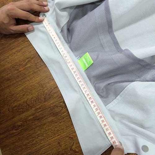 衿廻り(シャツの場合)