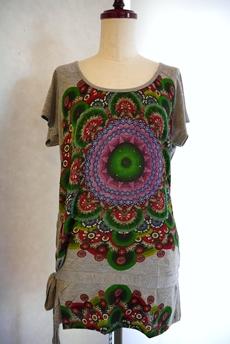 Desigual(デシグアル)Tシャツ