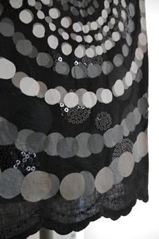 Desigual(デシグアル)Tシャツ 裾刺繍