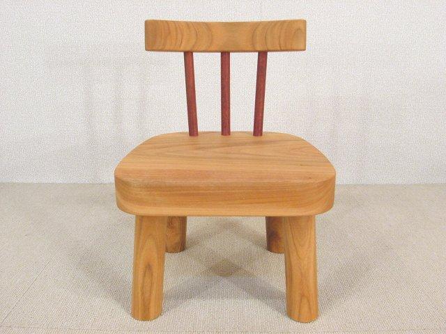 子供椅子 桜