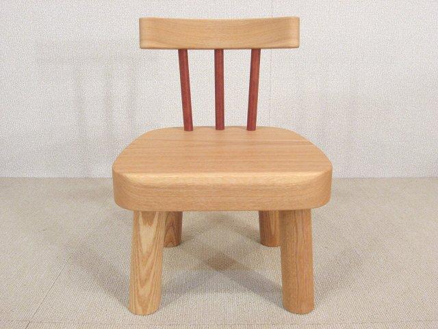 子供椅子 S タモ