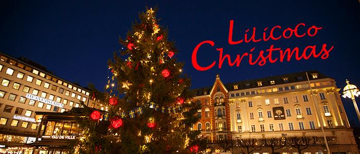 北欧雑貨リリココクリスマス!