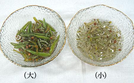 市場特選つくだ煮セット(3種)