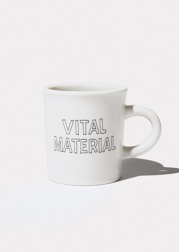 【Pretty Things × VITAL MATERIAL】 マグカップ