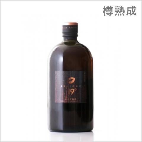 BENICHU 19° 樽熟成梅酒 [720ml]