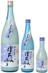 純米 にごり酒ぼたん雪