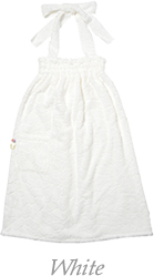 絹綿美人の極柔タイプバスドレスカラーイメージ