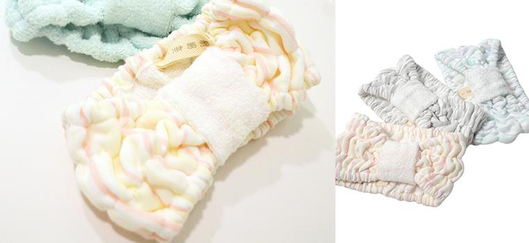 絹綿美人のガーゼターバンイメージ