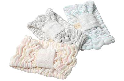 絹綿美人のガーゼターバンカラーイメージ