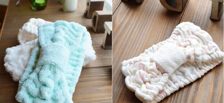 富岡産シルクアミノ酸を今治タオルに加工した絹綿美人のヘアターバンのこだわりイメージ