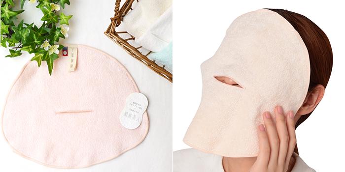 絹綿美人フェイスマスクのイメージ