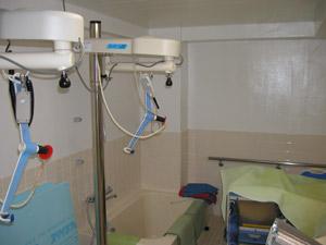 介護施設浴室