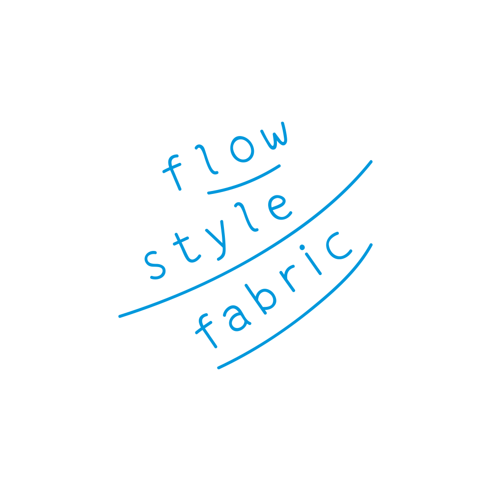 flow style fabric