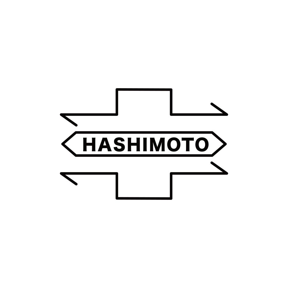 HASHIMOTOのロゴ