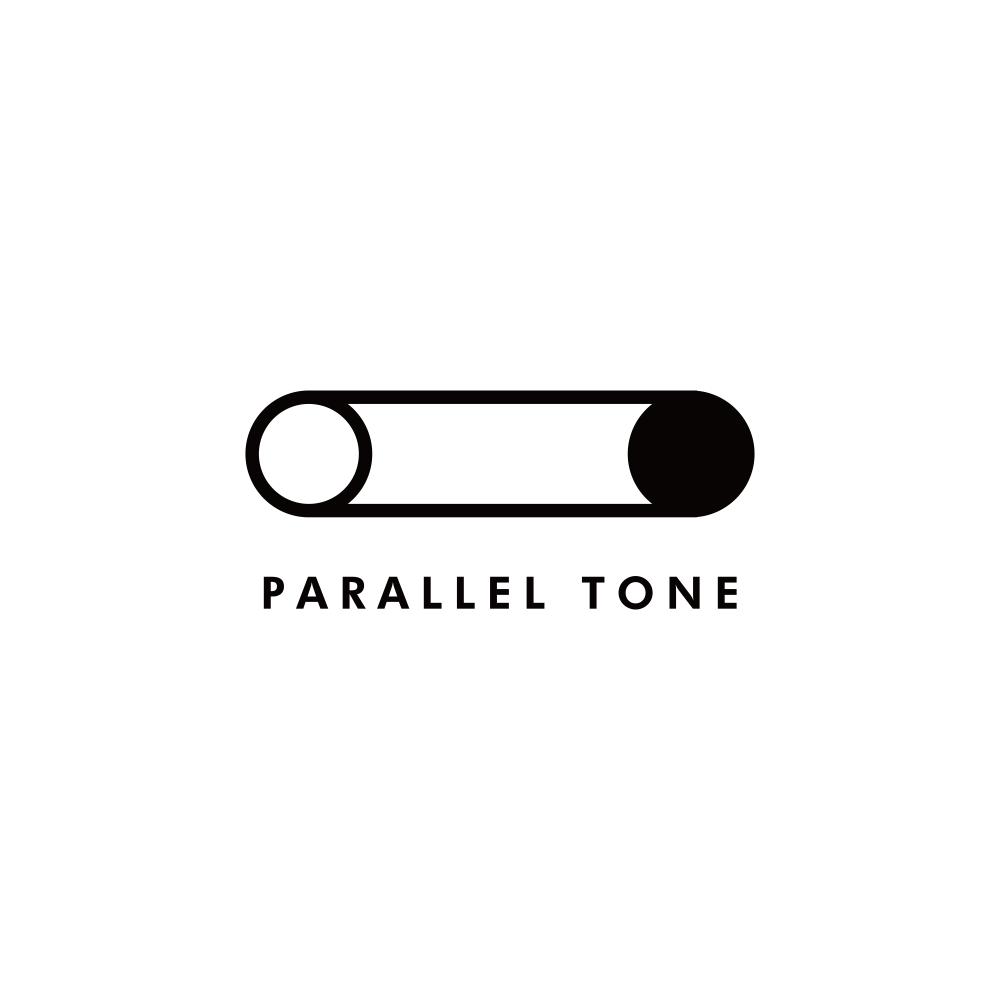 PARALLEL TONEのロゴ
