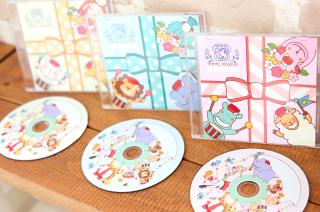kikka for mother(キッカフォーマザー)CD-R ケースセット