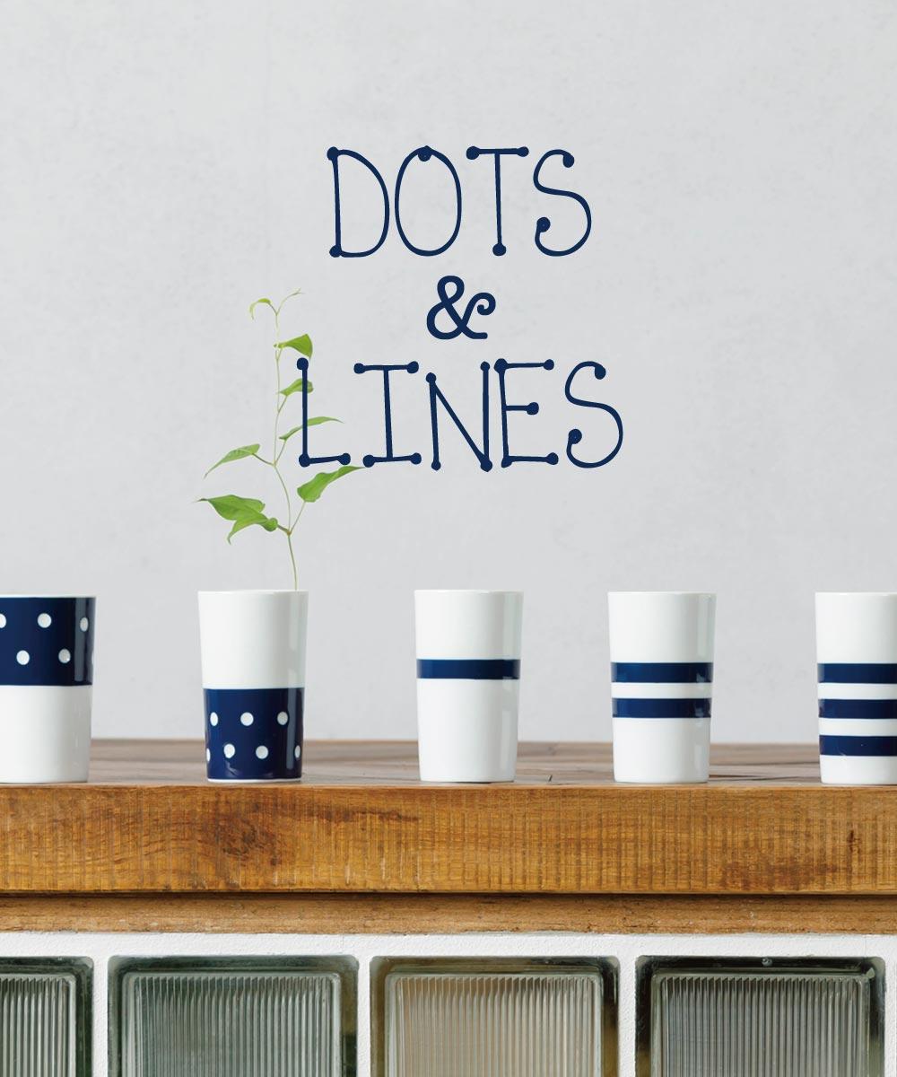 dots&lines