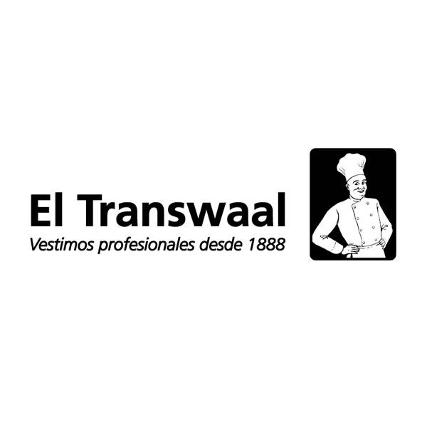 El Transwaal フロントスリット エプロン