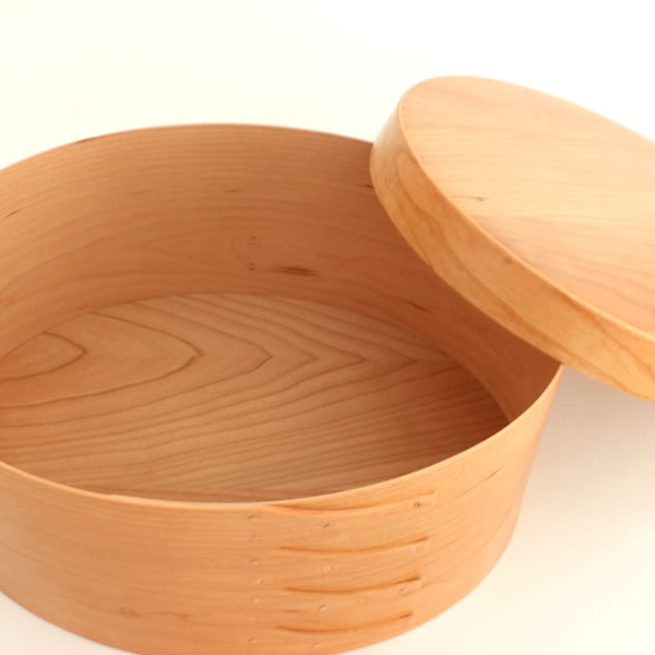 Oval Shaker Box チェリー
